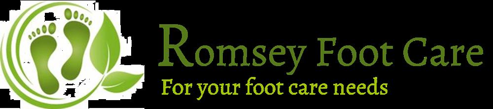 Romsey Foot Care logo